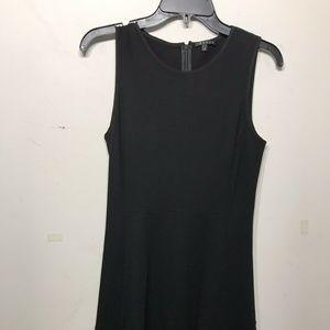 THEORY Black Sleeveless Dress Size 8